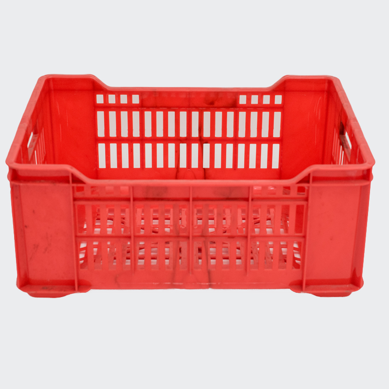 Red turnover box Mould