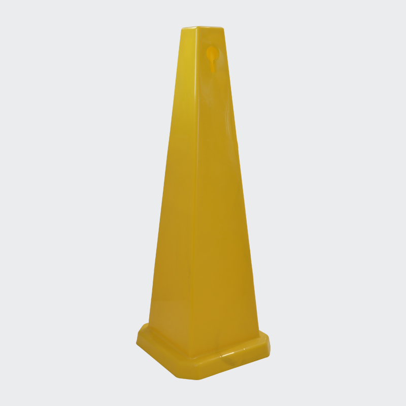 Road cone mould