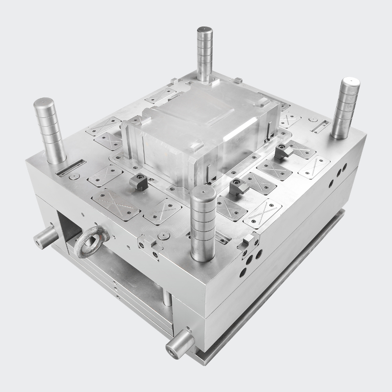 How is the electronic product shell mold made?