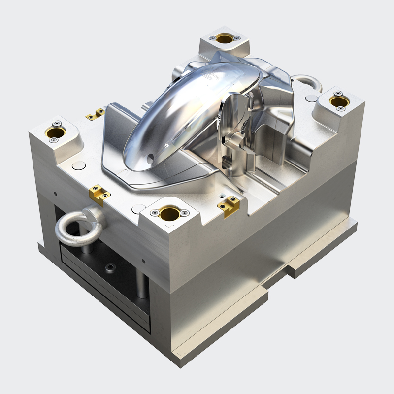 What are the differences between plastic injection mold and die casting mold