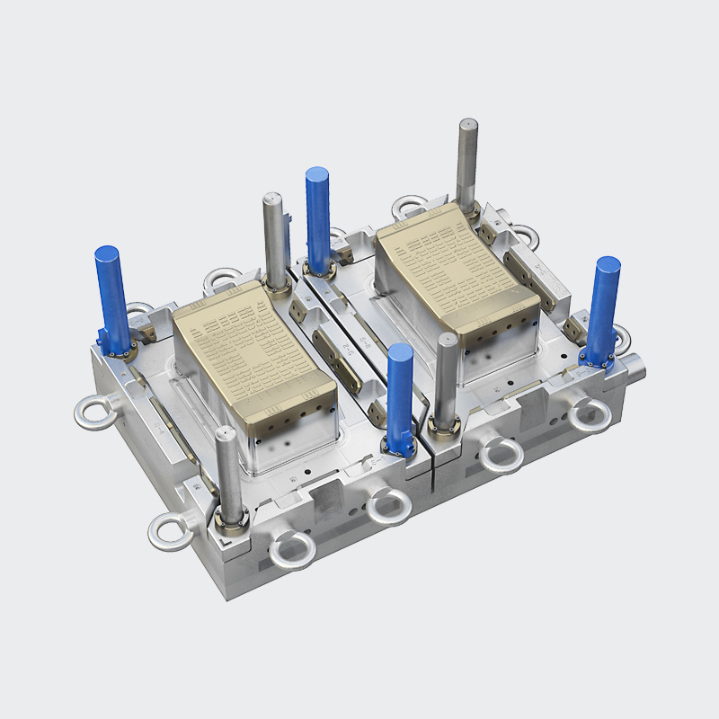Difference between metal mold and plastic mold